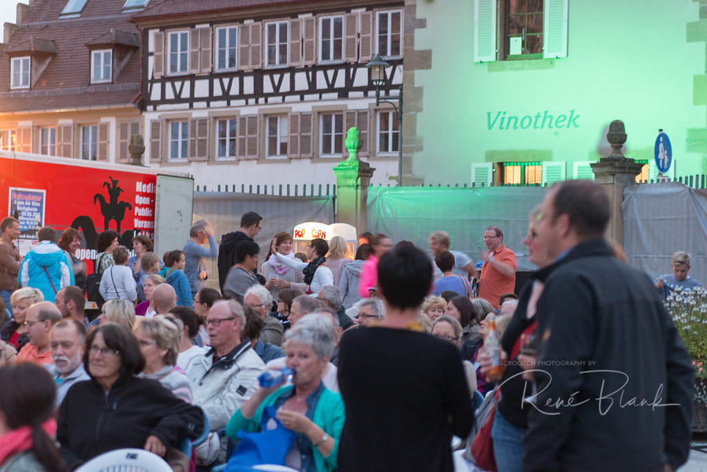 Open Air Kino 2015